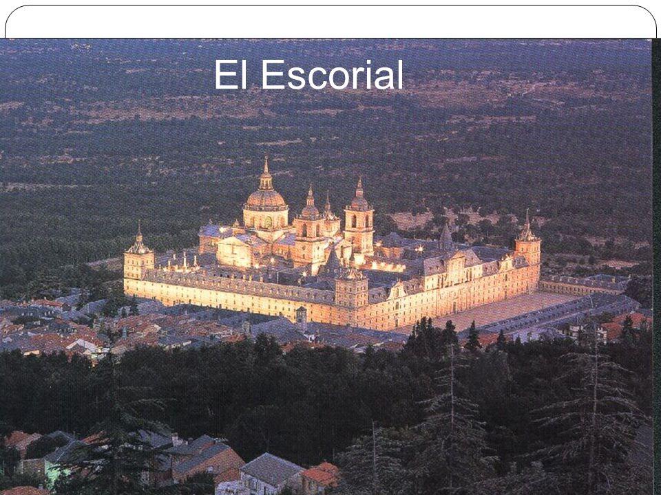 9 The Escorial, Philip II's Palace El Escorial