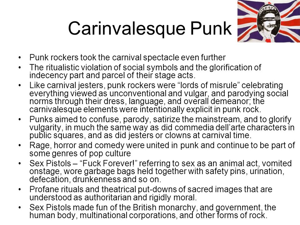 The Irony and Resurgence of Punk Punk was seen as authentic in its opposition to mainstream music and society  this was precisely how it was later co-opted and marketed as a form of rebellion Be different, buy this!