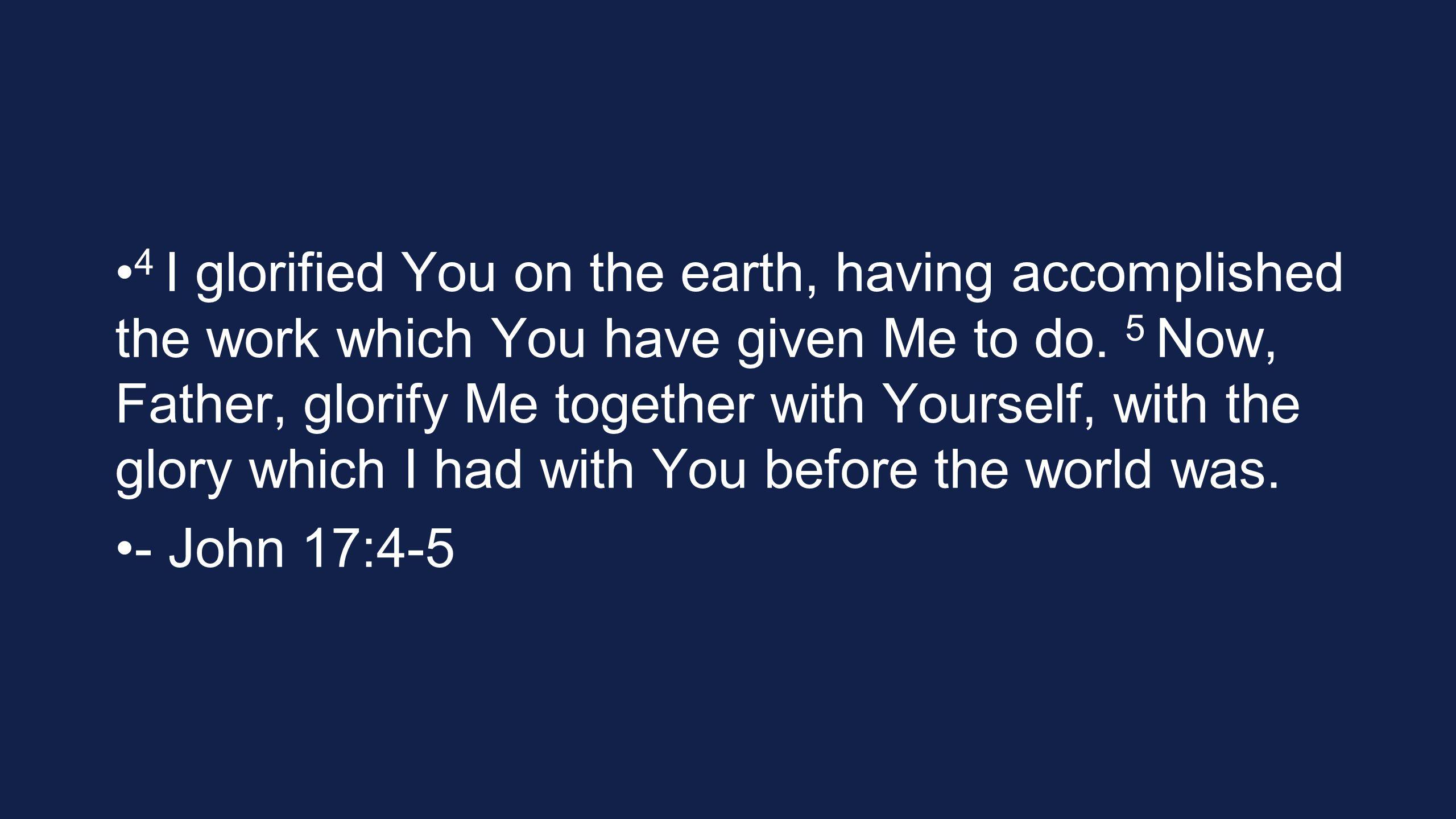 Prayer for Apostles