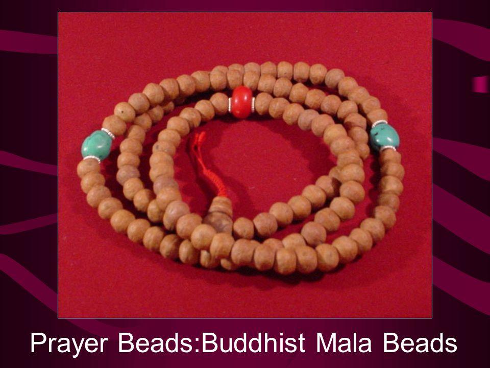 Prayer Beads:Buddhist Mala Beads