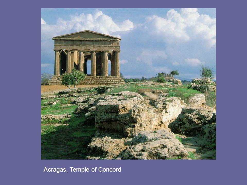 Acragas, Temple of Concord