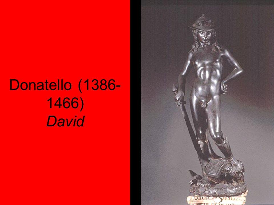 Donatello (1386- 1466) David