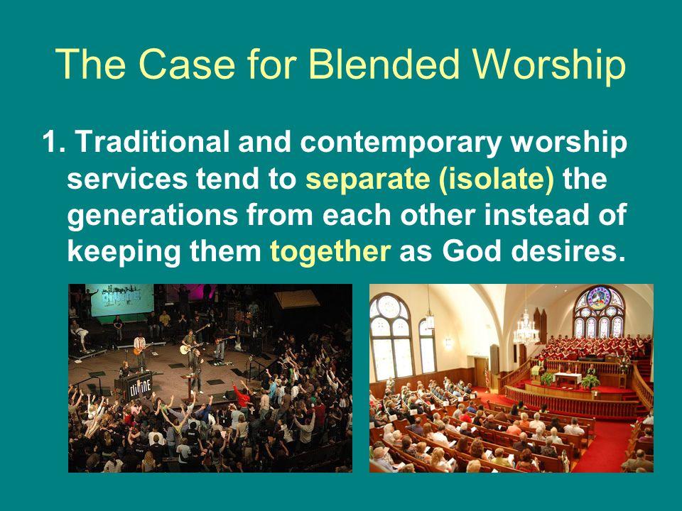 Multi-Generational Ministry