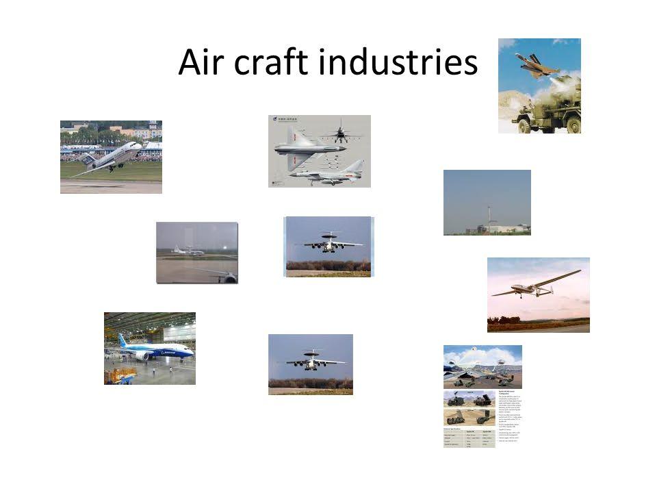 Air craft industries