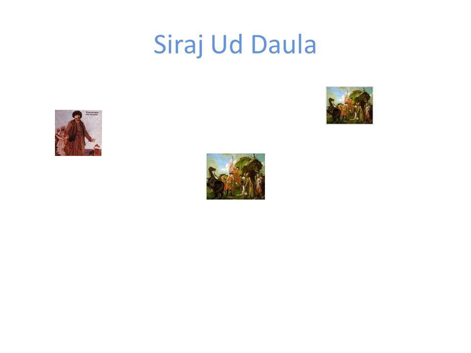 Siraj Ud Daula