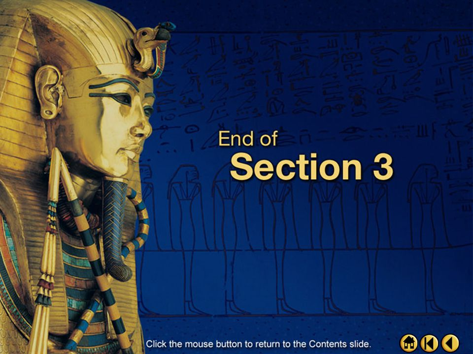 Section 3-38 Close Name the accomplishments of early Africans that you believe were the most remarkable. Explain your answers.
