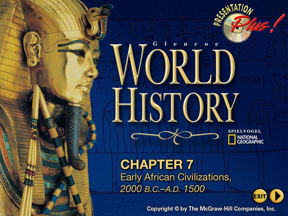 Presentation Plus! Glencoe World History Copyright © by The McGraw-Hill Companies, Inc. Developed by FSCreations, Inc., Cincinnati, Ohio 45202 Send al