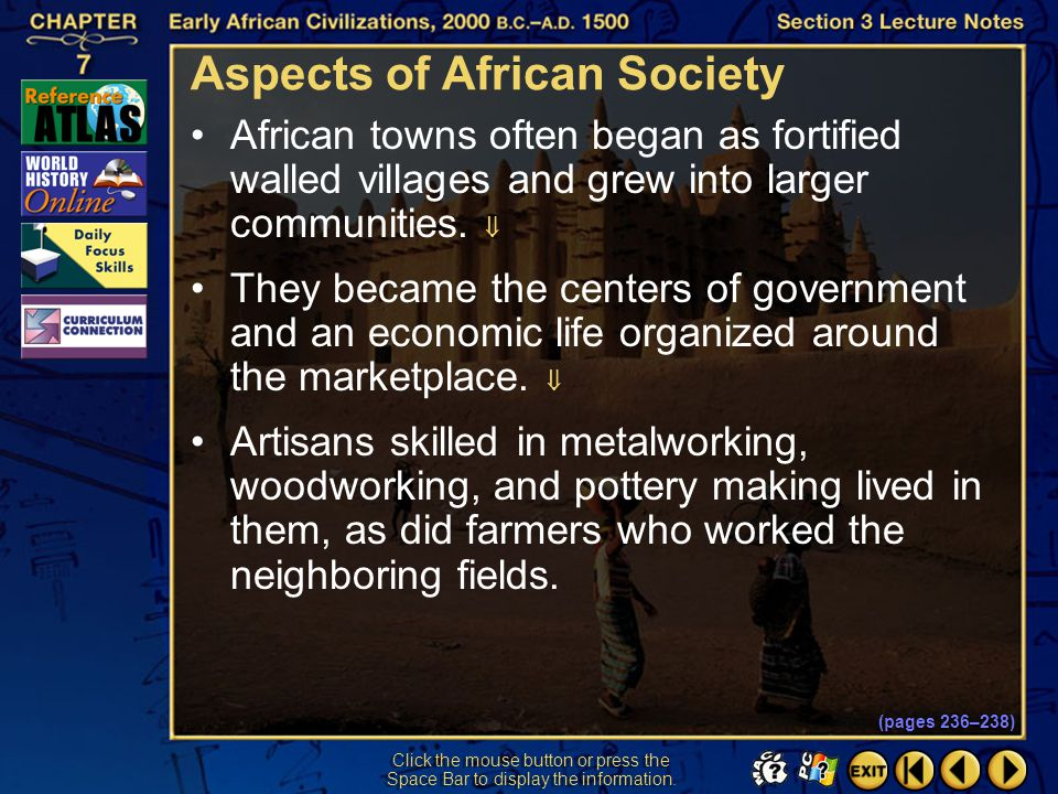 Section 3-6 Slaves brought African religious practices that still exist to the Americas. In Brazil, for example, a religion called Candomblé thrives.