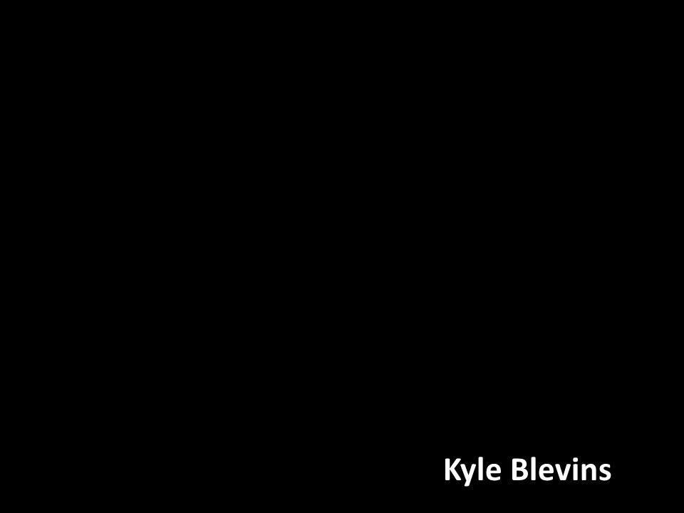 Kyle Blevins