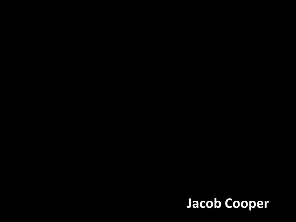 Jacob Cooper