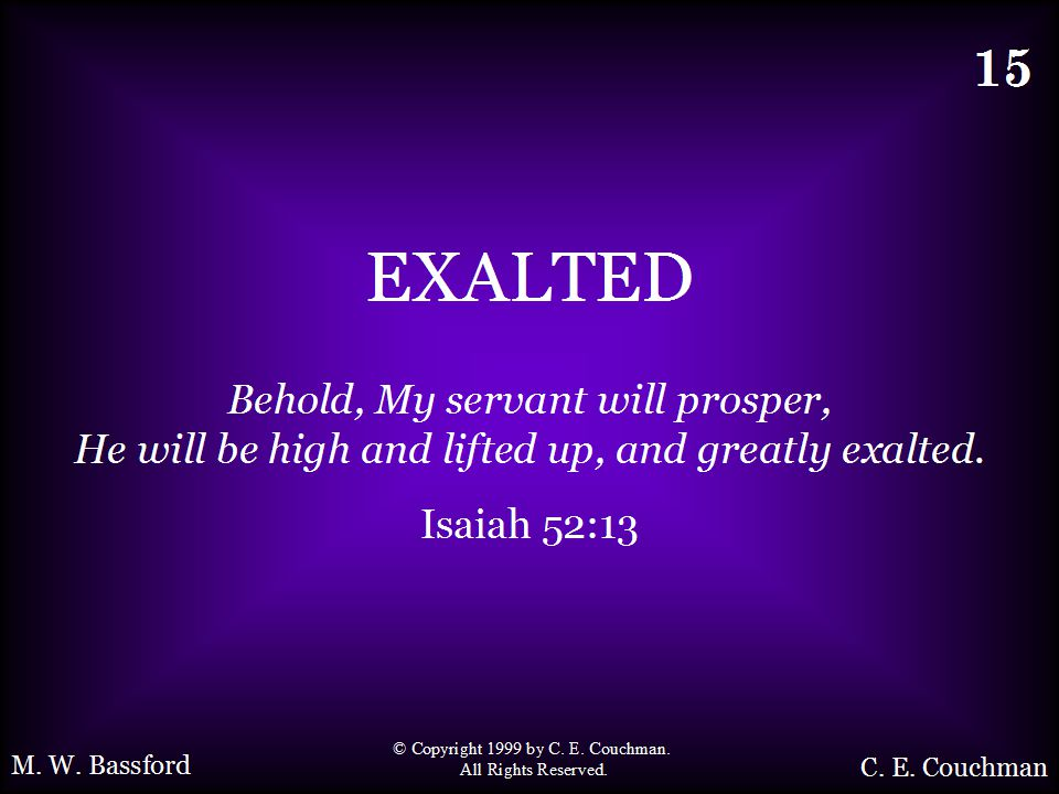 015 - Exalted - Title