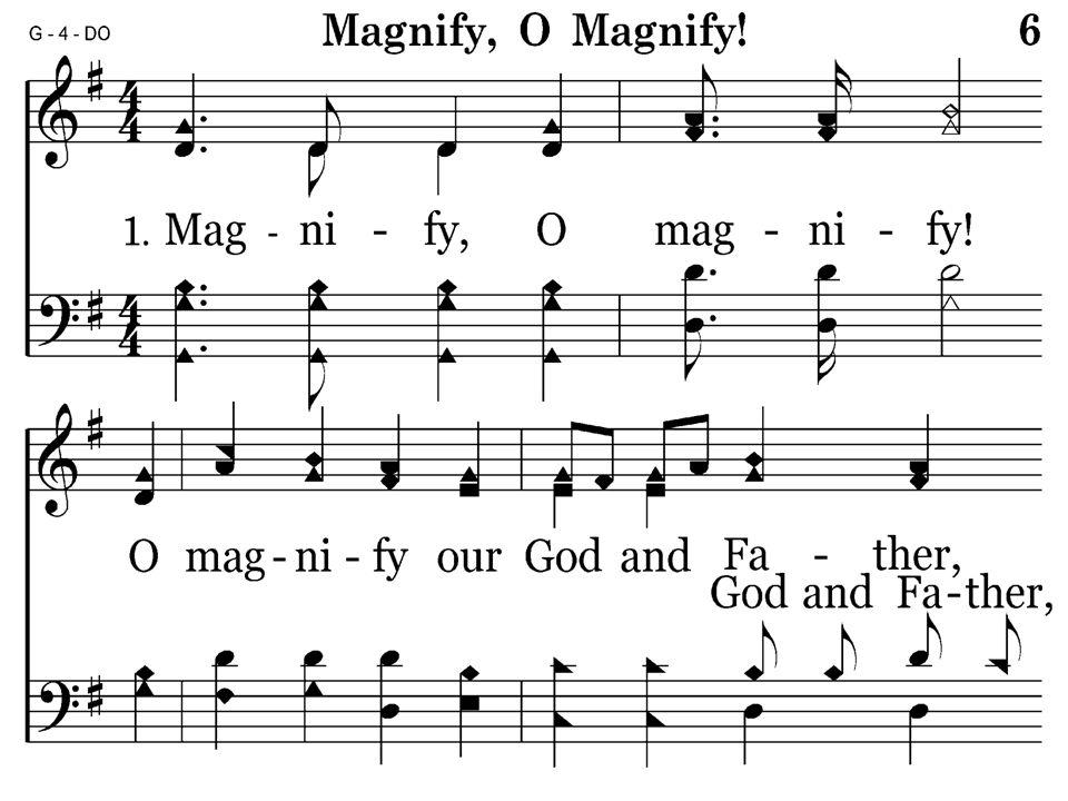 006 - Magnify, O Magnify - 1.1