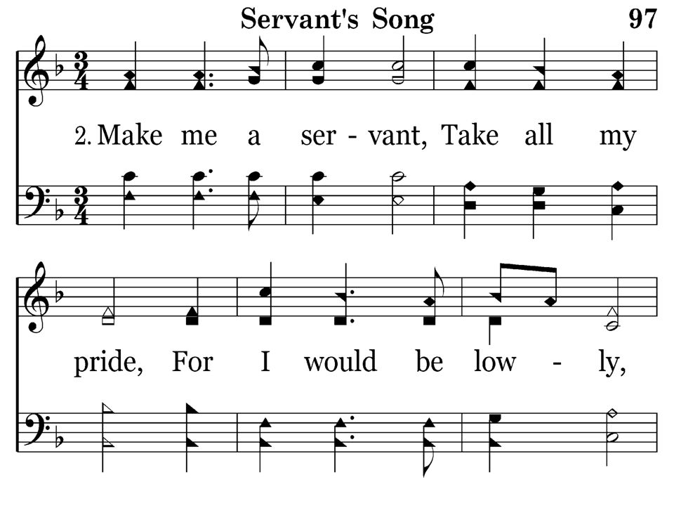 097 - Servant s Song - 2.1