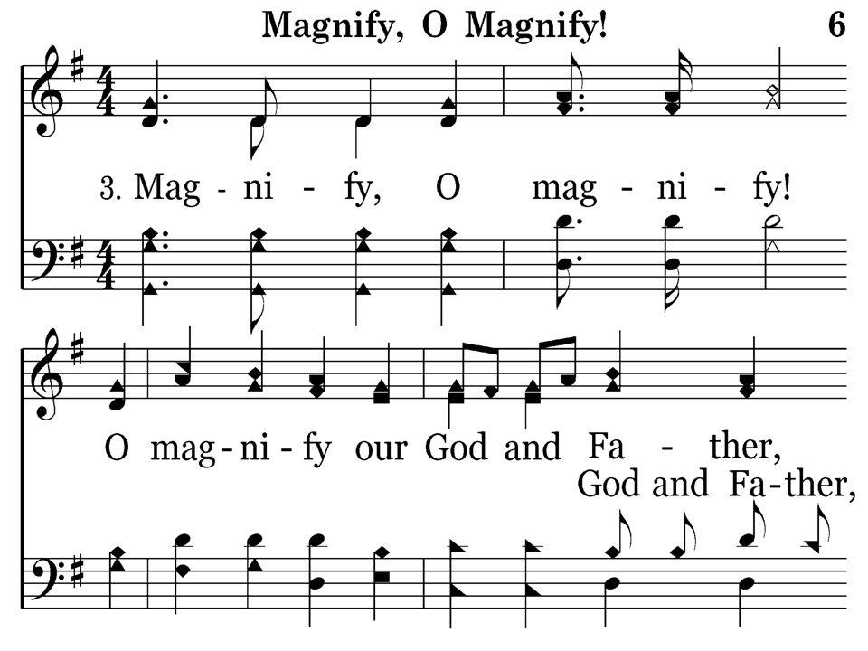 006 - Magnify, O Magnify - 3.1