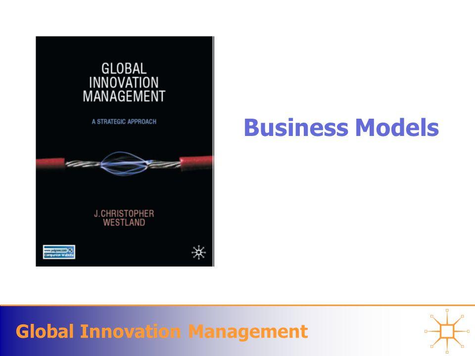 Global Innovation Management Business Models