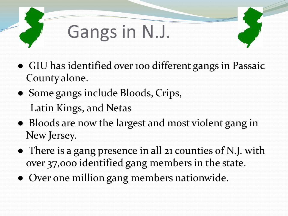 Gang Initiations: Most gang members are jumped in .