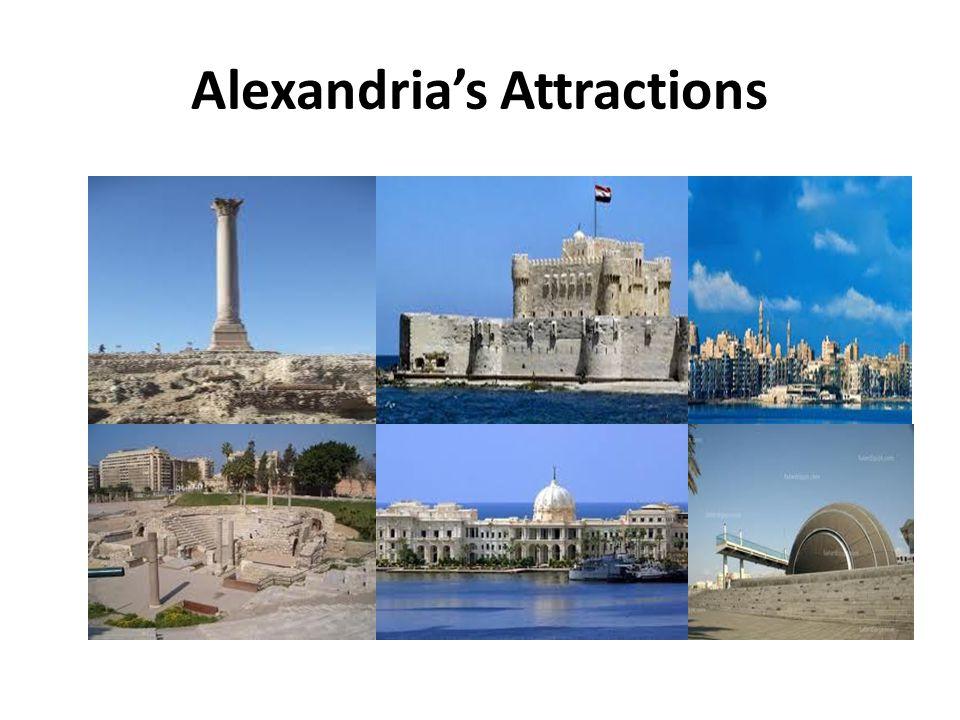 Alexandria's Attractions