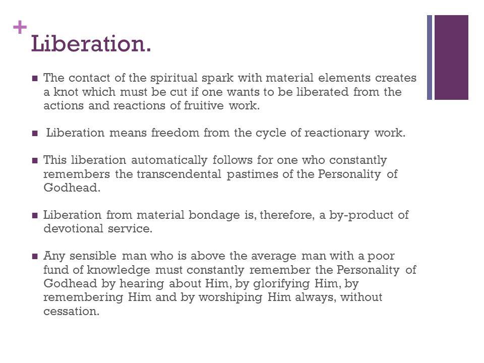 + Liberation.