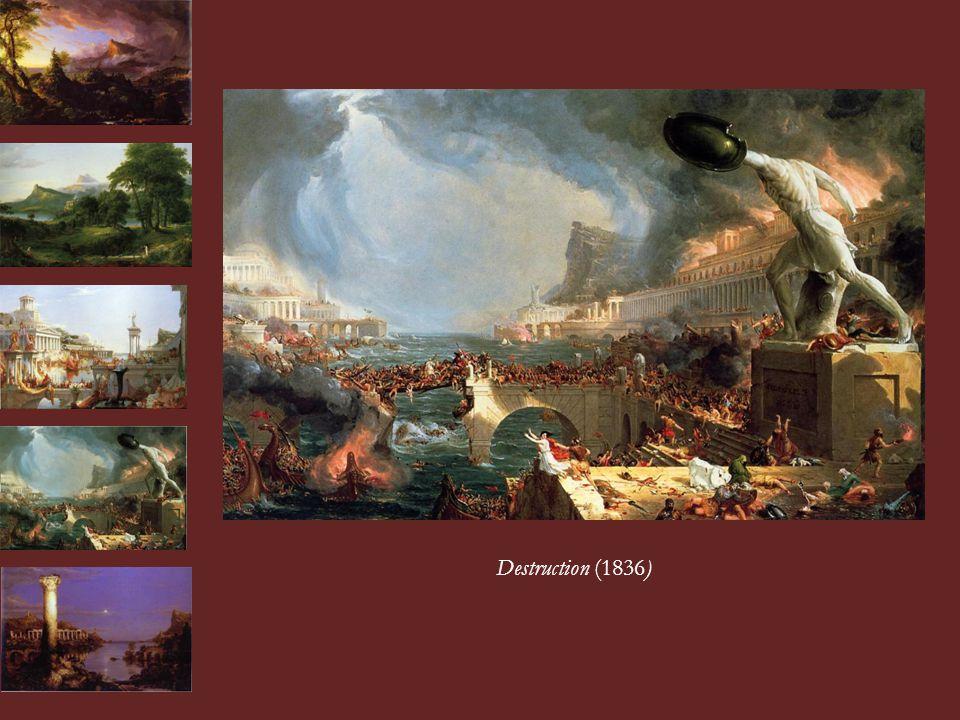 Destruction (1836)