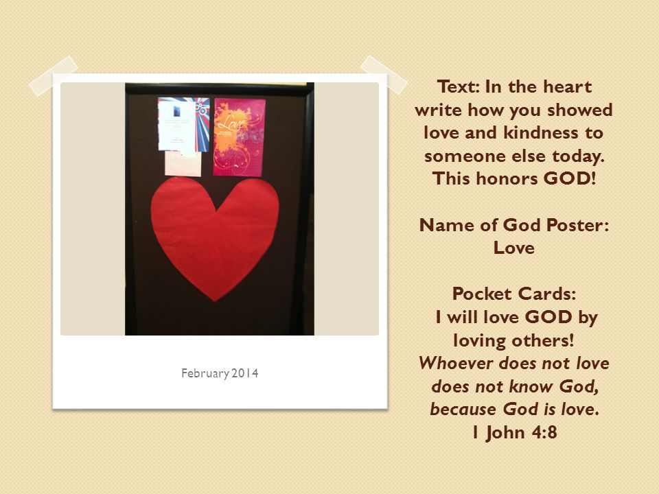 Text: In the heart write how you showed love and kindness to someone else today.