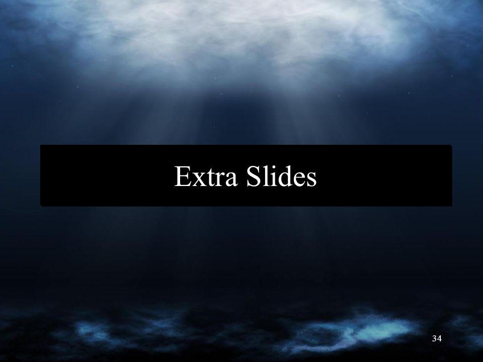 34 Extra Slides