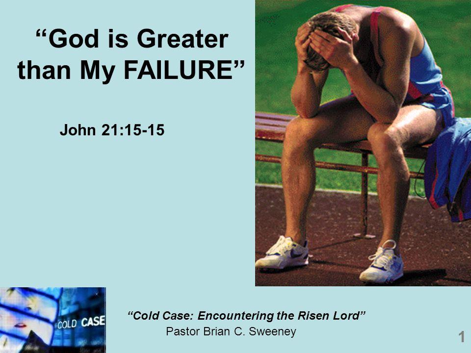 1 Pastor Brian C.