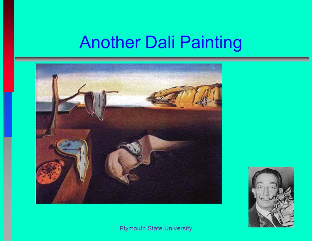 Plymouth State University Another Dali Painting
