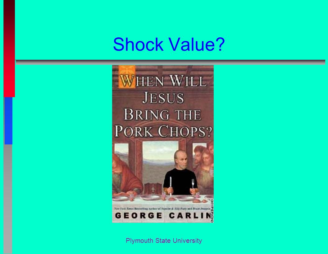 Shock Value?