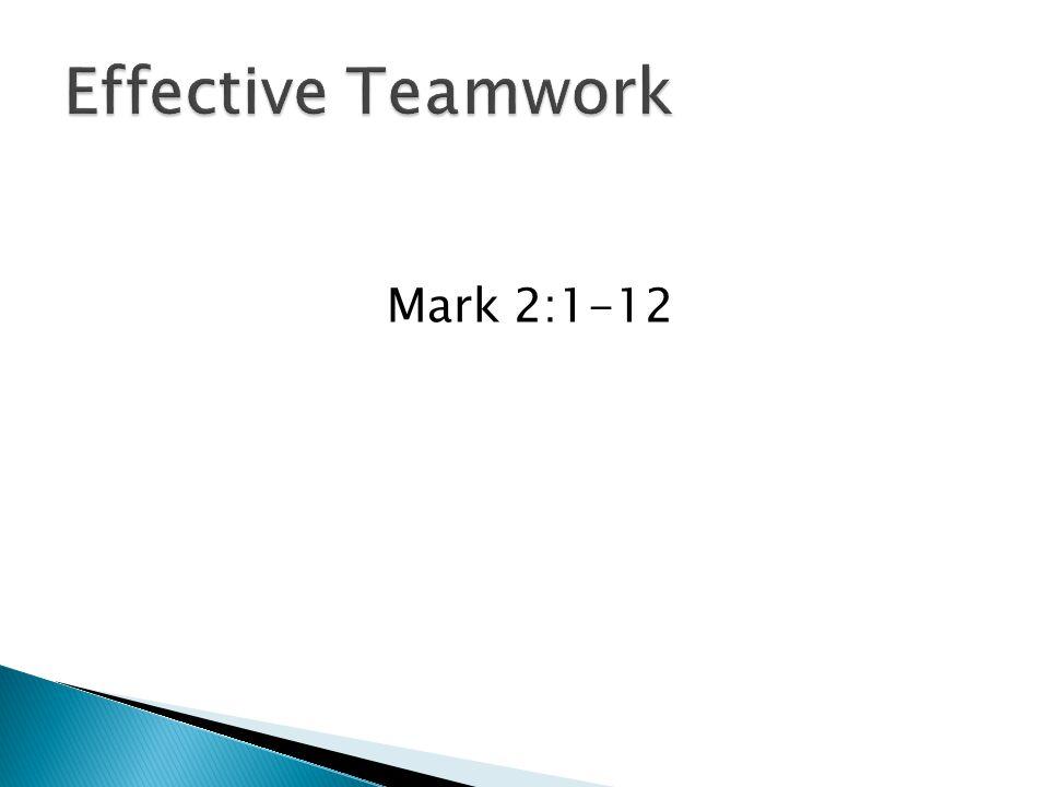 Mark 2:1-12