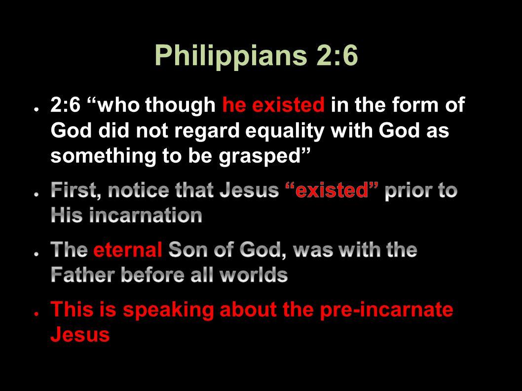Philippians 2:6 10Applied-Apologetics