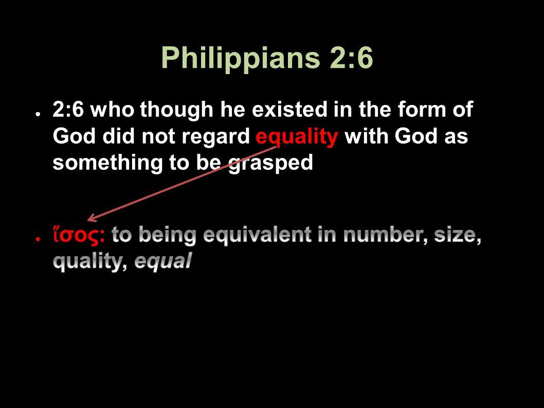 Philippians 2:6 19Applied-Apologetics