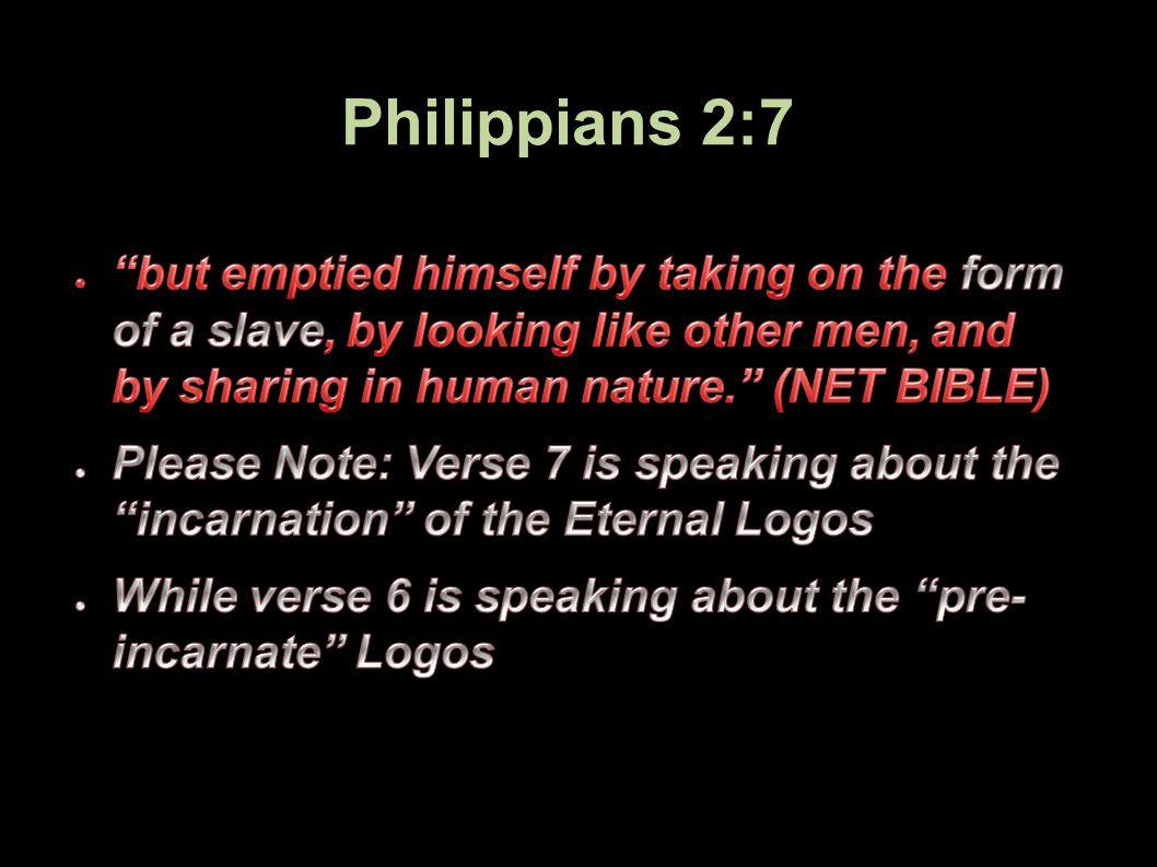 Philippians 2:7 28Applied-Apologetics