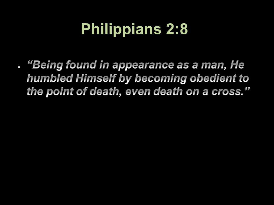 Philippians 2:8 30Applied-Apologetics