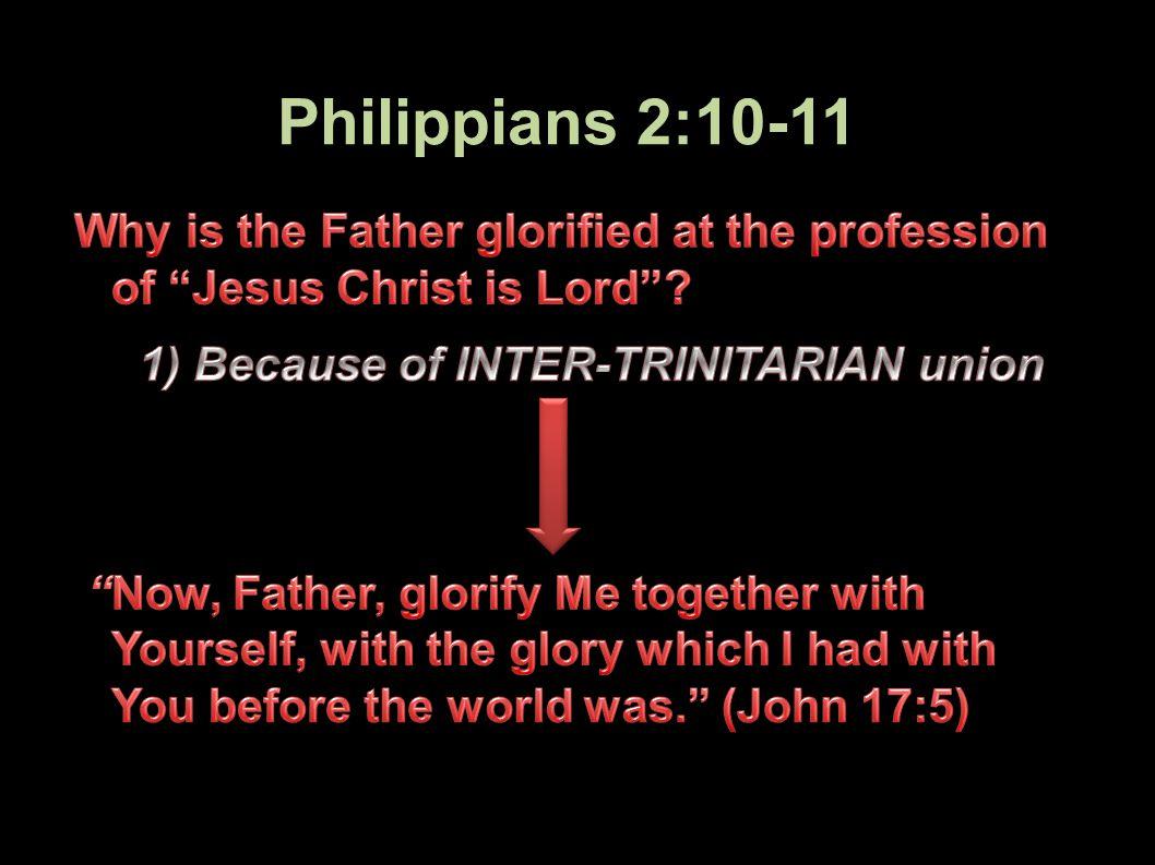 Philippians 2:10-11 39Applied-Apologetics