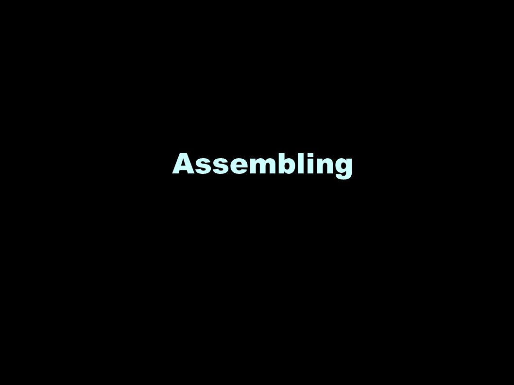 Introduction How do you view the assemblies of the church.