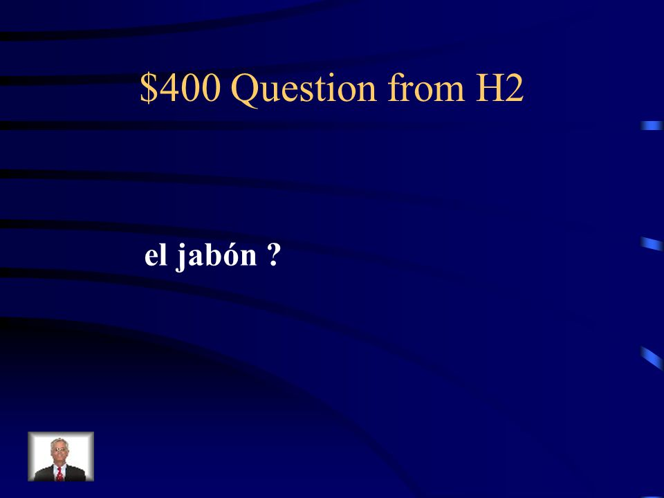 $300 Answer from H2 toilet
