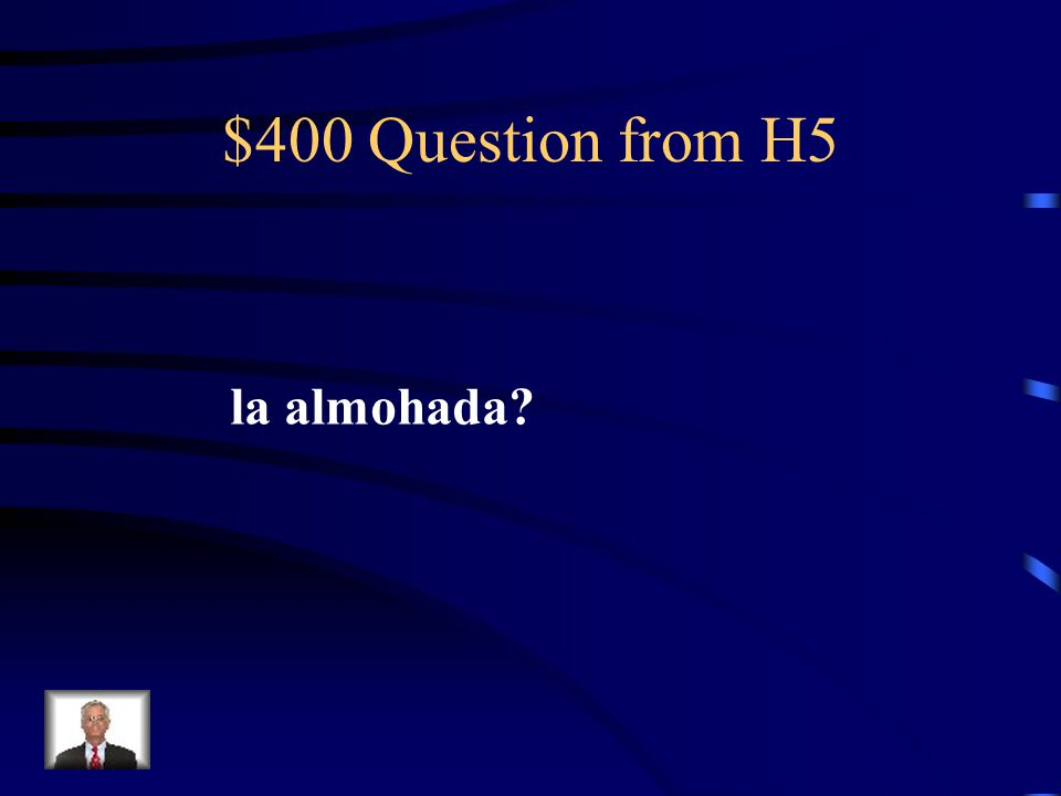 $300 Answer from H5 The t.v.