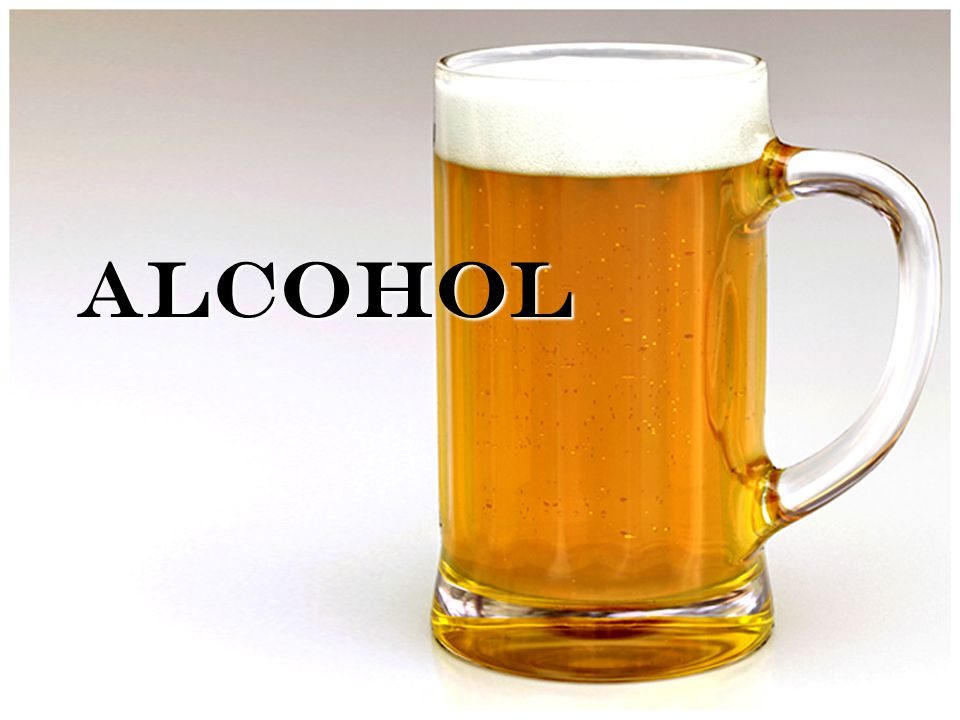 INTRODUCTION Alcohol is a drug that slows the brain down.