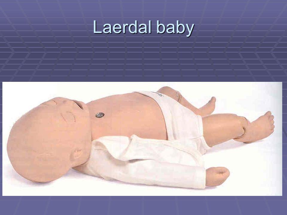 Laerdal baby