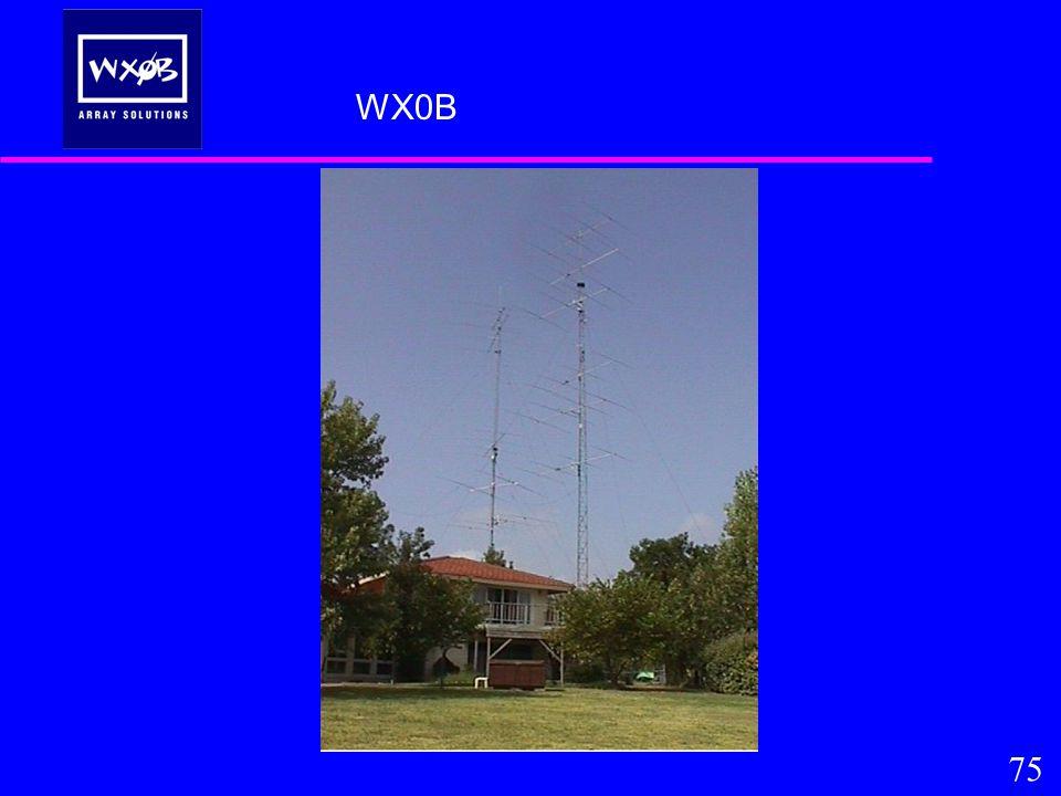 75 WX0B