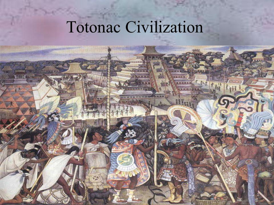 Totonac Civilization