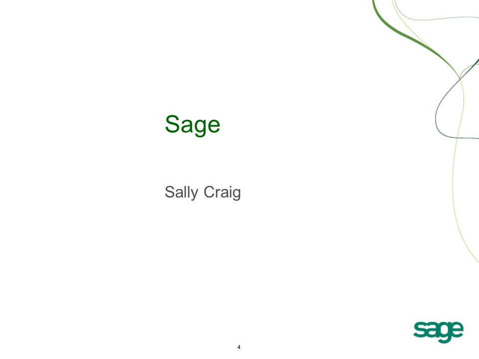 4 Sage Sally Craig