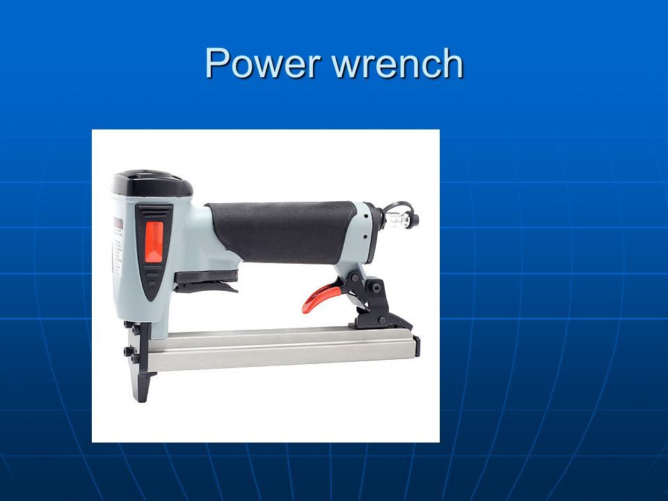 Power wrench