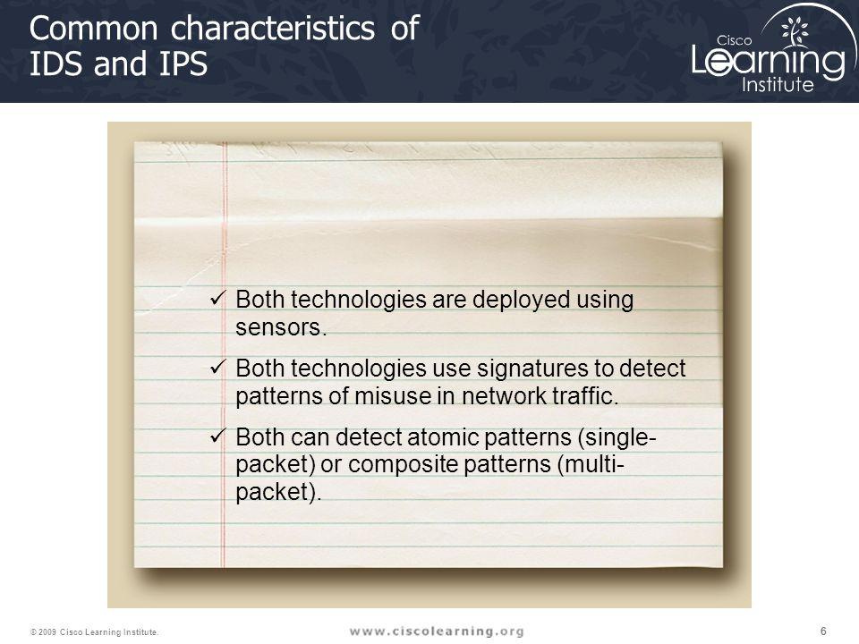 666 © 2009 Cisco Learning Institute.