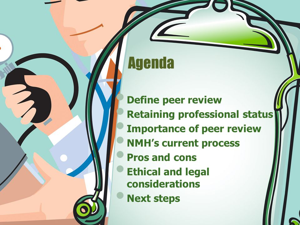 What is Clinical Peer Review.
