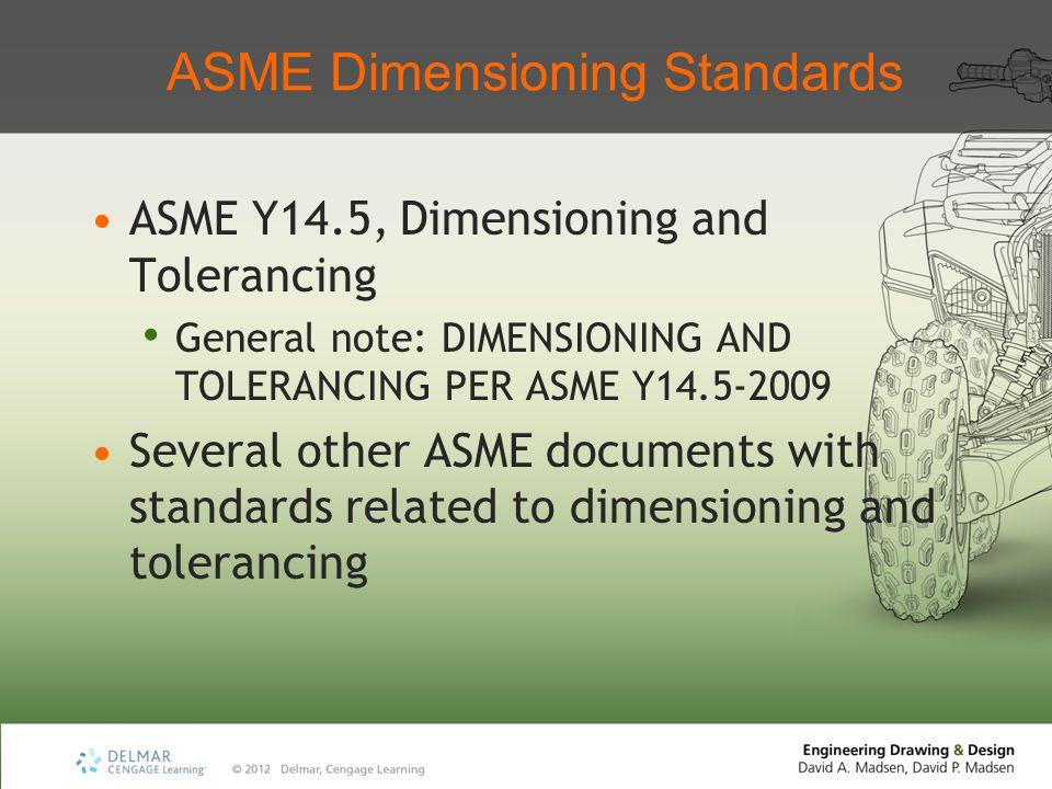 Dimensioning Definitions Actual size Allowance Basic dimension Bilateral tolerance Datum Diameter Feature Feature of size Geometric toleranceGeometric tolerance Least material condition (LMC)Least material condition (LMC) Limits of dimensionLimits of dimension