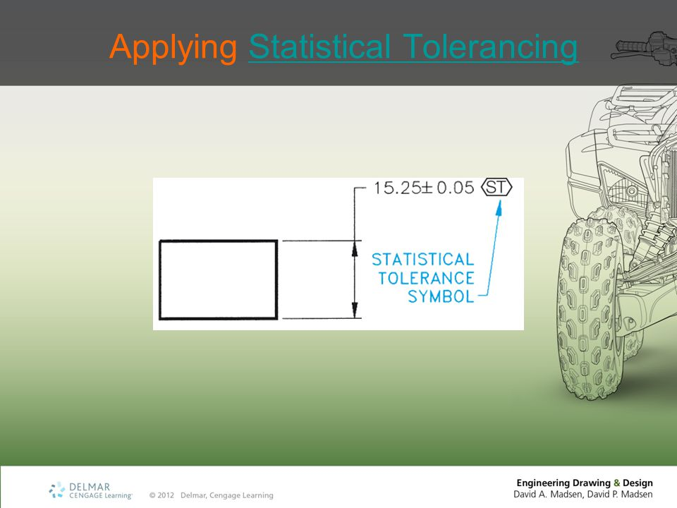 Applying Statistical TolerancingStatistical Tolerancing