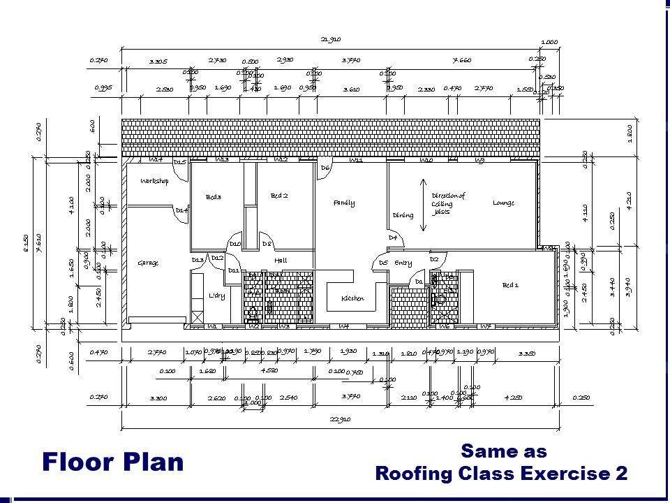 Window Schedule: Window W W7 Bedroom 1 0.970 W8 Bedroom 1 0.530 W12 Bedroom 2 1.690 W13 Bedroom 3 1.690 W3 Bath 0.970 W2 WC 0.850 W1 Laundry 0.970 W4 Kitchen 1.930 W10 Dining 2.330 W9 Lounge 2.770 W11-D6 Family 3.610 W6 Ensuite 0.970 W14-D15 W/shop 2.530 D1 Entry 0.900
