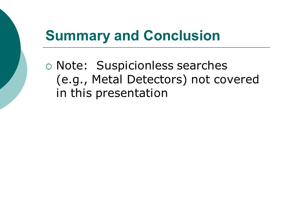 Materials on Search and Seizure  Glossary for Search And Seizure  Definitions  Board Policy 601.11 (Search and Seizure)  Publish Powerpoint On Web Site