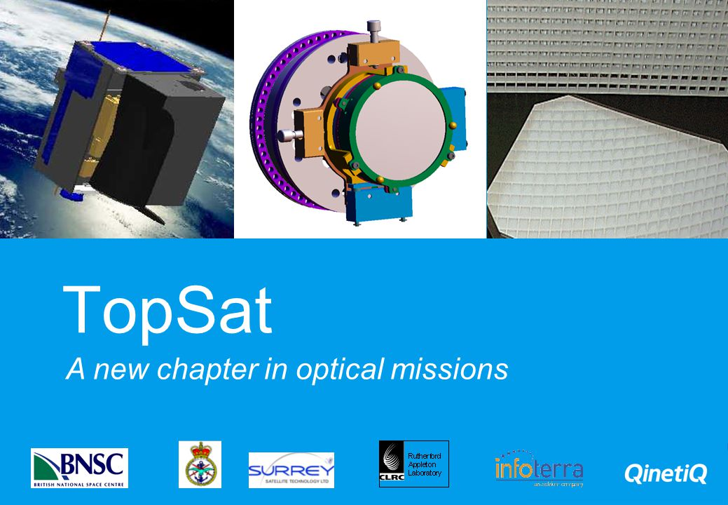 TopSat A new chapter in optical missions